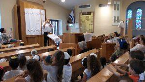 Ganim at Shul before Yom Kippur - Rafi